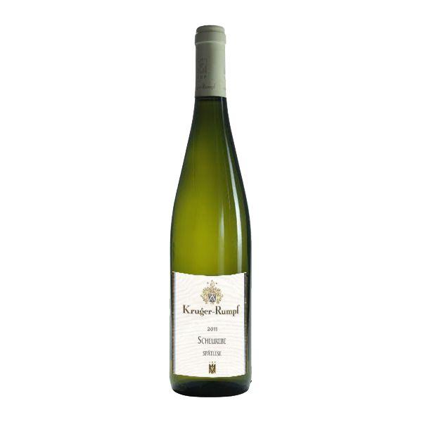 Wine Kruger-Rumpf Scheurebe Spatlese 2012