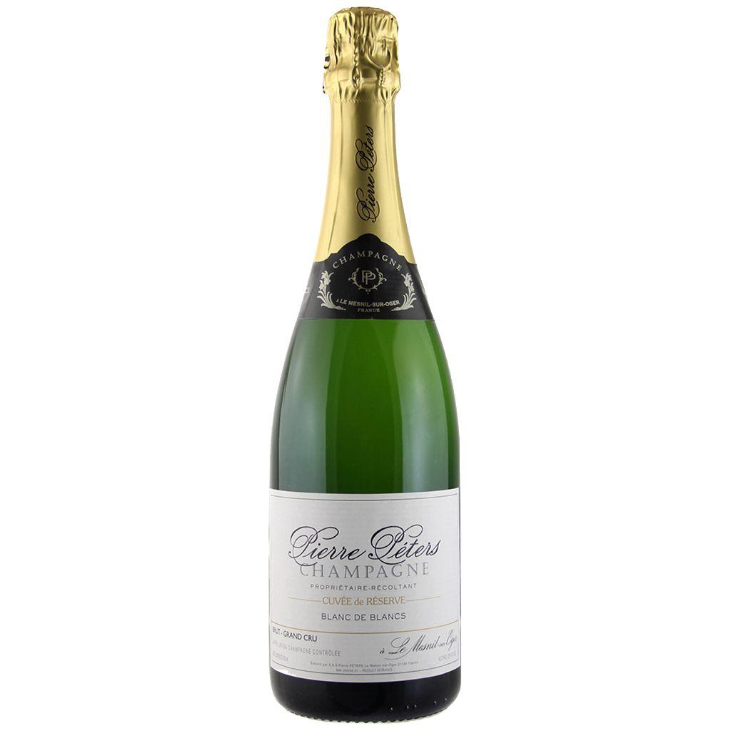 Sparkling Pierre Peters Champagne Blanc de Blancs 'Cuvee de Reserve'