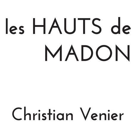 Wine Christian Venier, Cheverny Rouge Les Hauts de Madon 2017