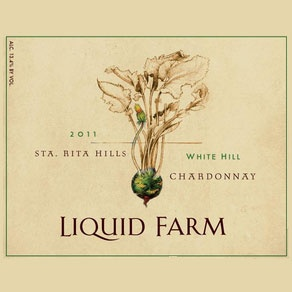 Wine Liquid Farm Santa Rita Hills Chardonnay White Hill 2016