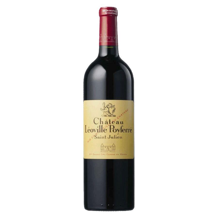 Wine Ch. Leoville Poyferre 2009