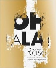 Wine Famille Despagne Oh La La Rose 2016 1.5L