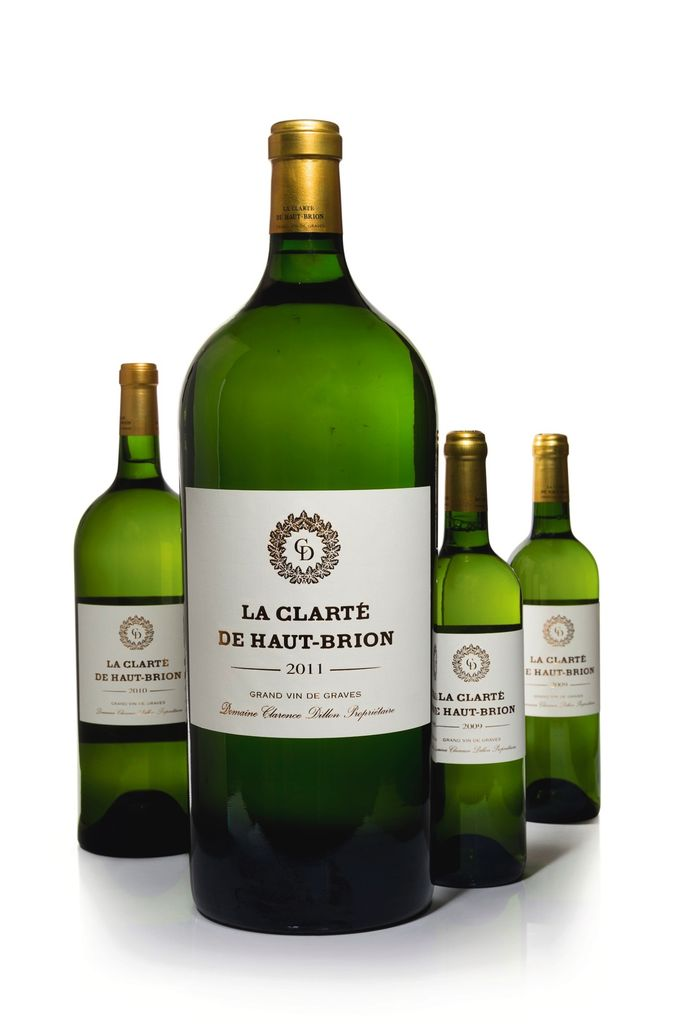 Wine La Clarte De Haut Brion Pessac-Léognan Blanc 2009