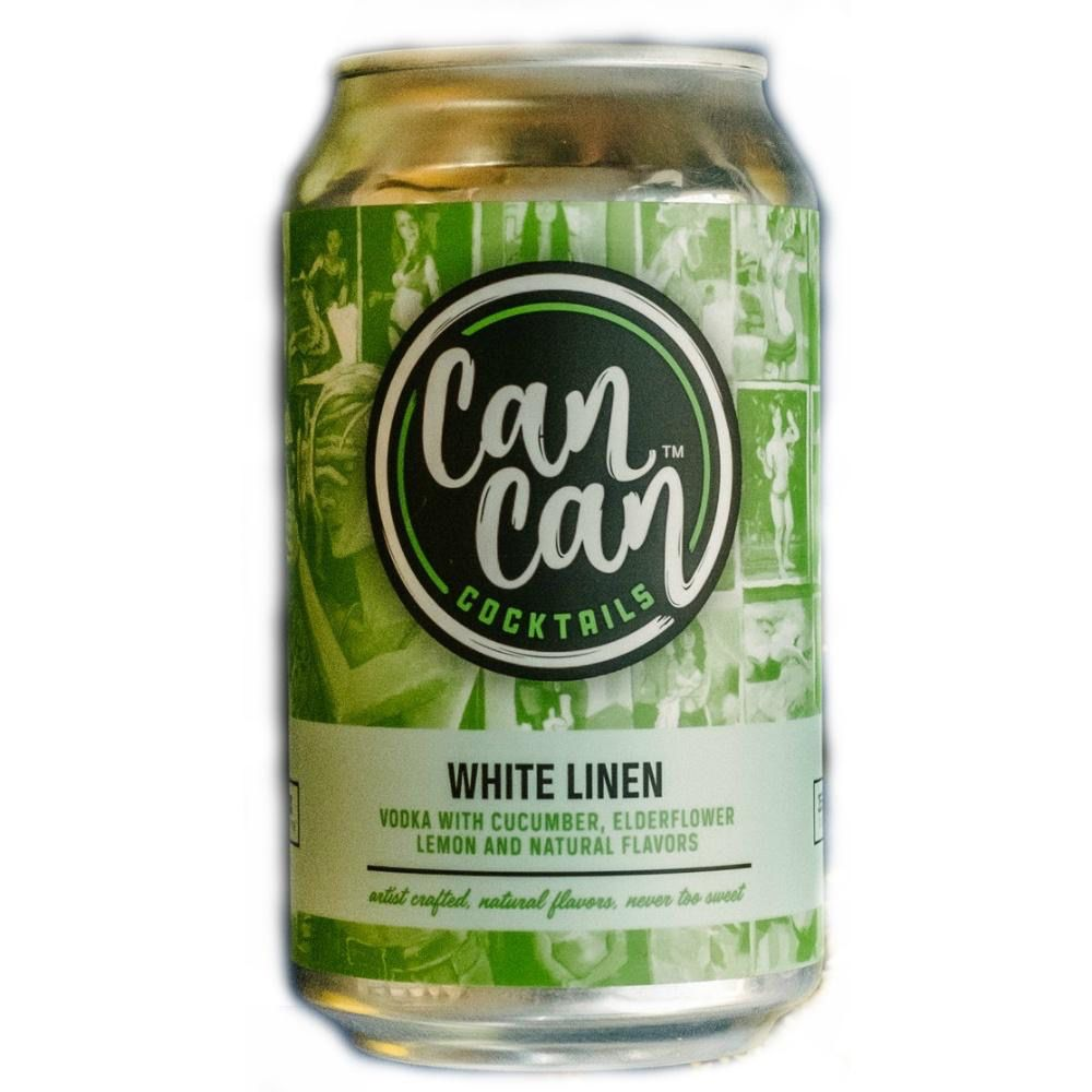 Wine Can Can Cocktails 'White Linen' 355ml