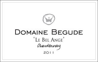Wine Domaine Begude Chardonnay Le Bel Ange 2015