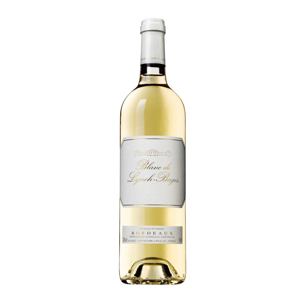 Wine Blanc de Lynch Bages 2016
