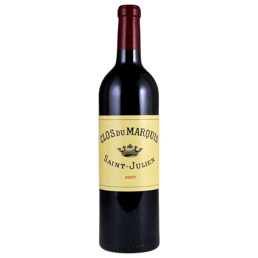 Wine Chateau Leoville Las Cases Clos du Marquis 2007