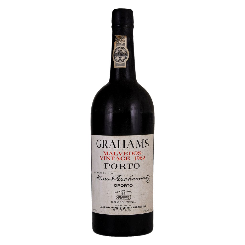 Wine Graham's Malvedos Port 1962