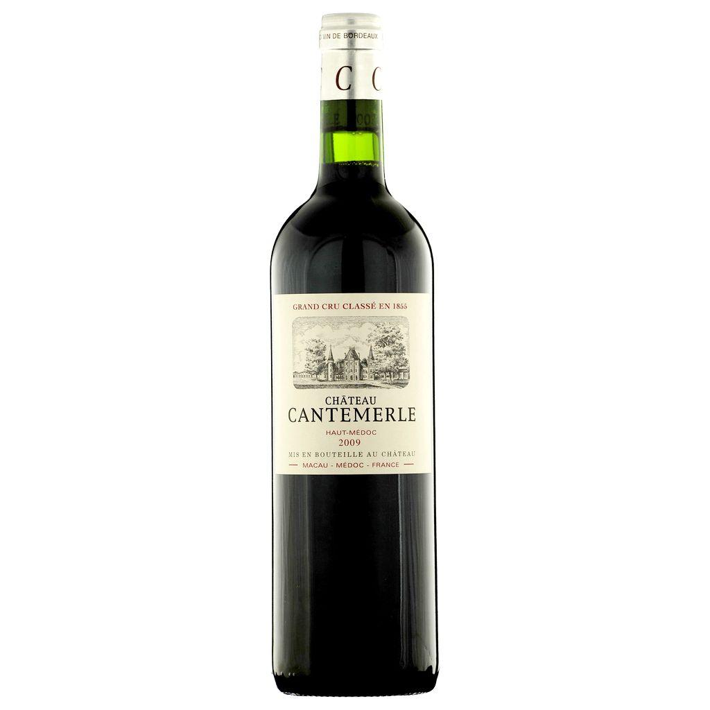 Wine Chateau Cantemerle 2009
