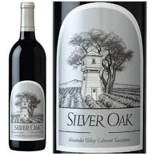 Wine Silver Oak Cabernet Sauvignon Alexander Valley 2014