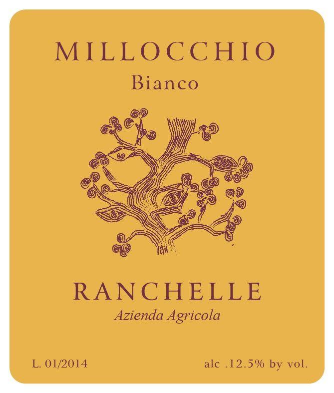 Wine La Ranchelle Millocchio Bianco 2016