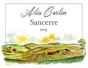 Wine Alix Carlin Sancerre 2017