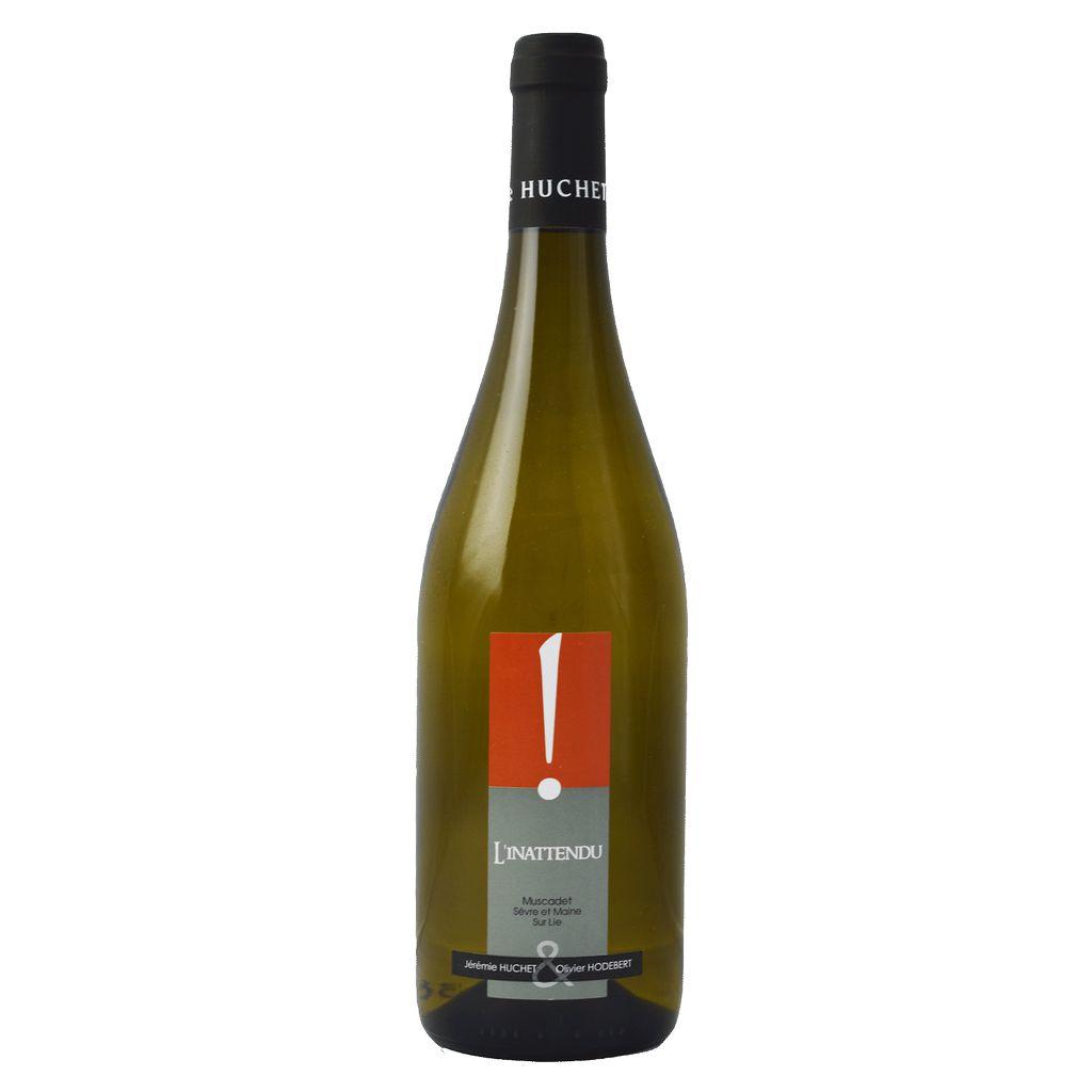 Wine Jeremie Huchet Muscadet Sevre et Maine Sur Lie L'Inattendu 2017