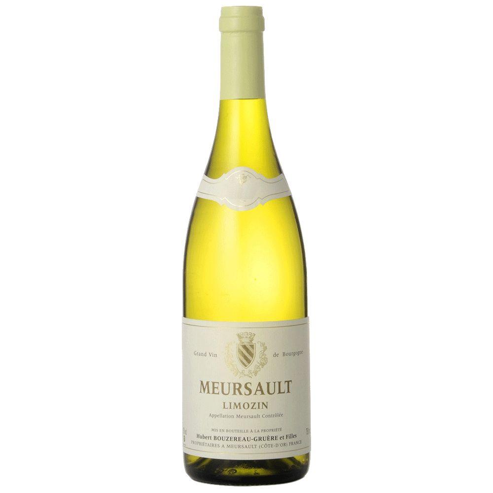 Wine Domaine Hubert Bouzereau-Gruere & Filles Meursault Limozin 2016