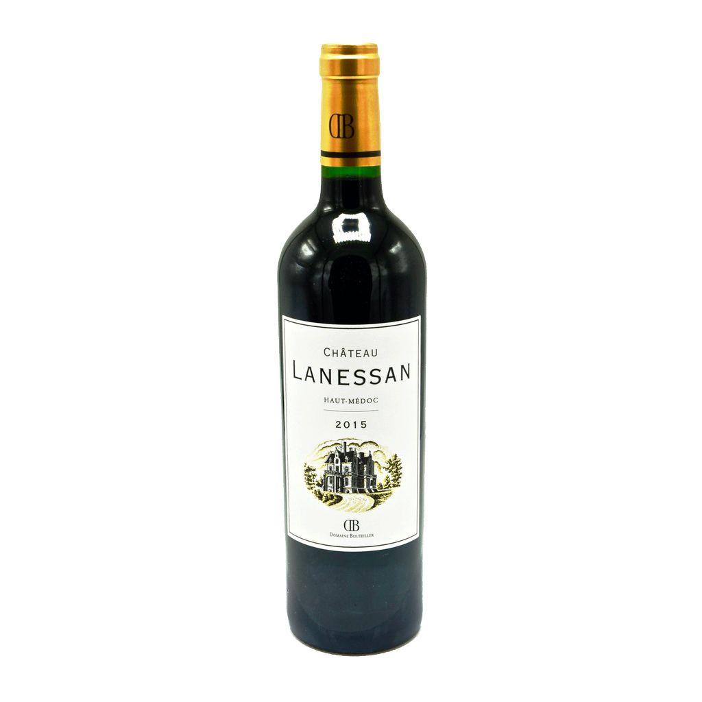 Wine Ch. Lanessan 2008