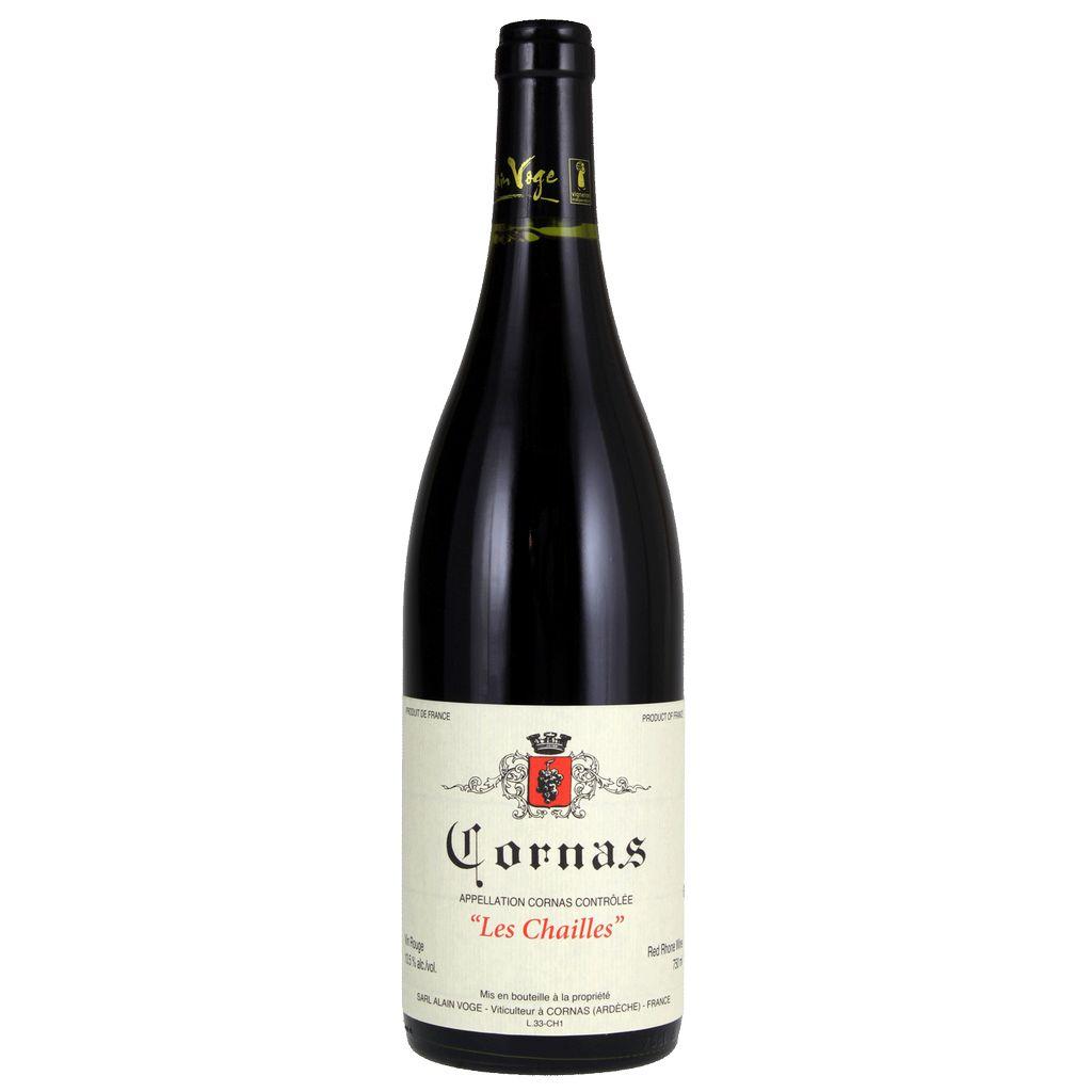 Wine Domaine Alain Voge Cornas Les Chailles 2015