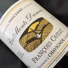 Wine F Cotat Sancerre Chavignol Mont Damnes 2017