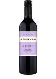 Wine Koerner 'La Corse' 2017