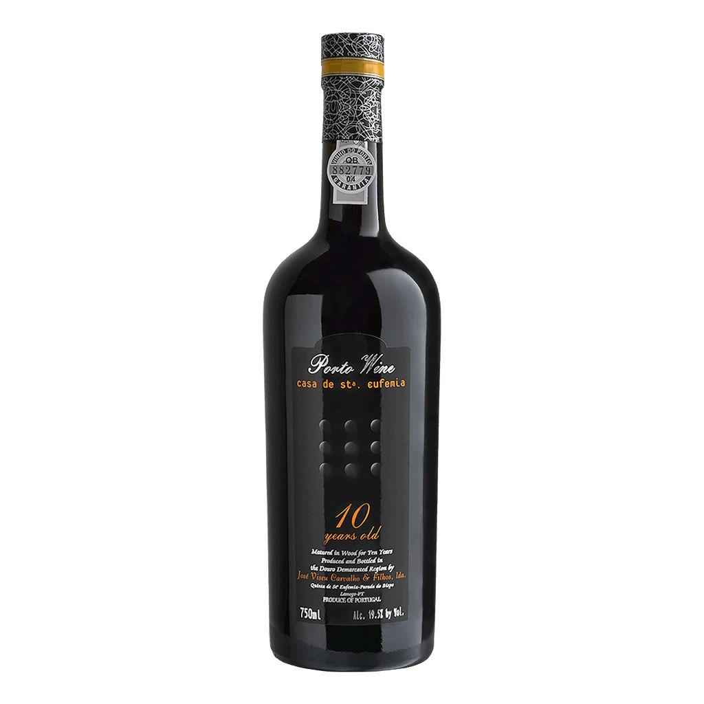 Wine Casa de Santa Eufemia 10 year Port Tawny