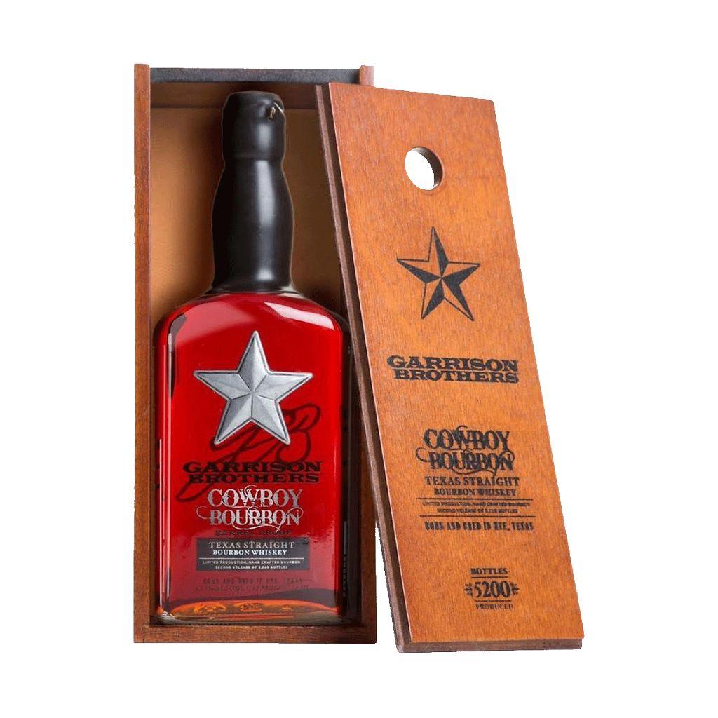 Spirits Garrison Brothers Cowboy Texas Bourbon Gift Box