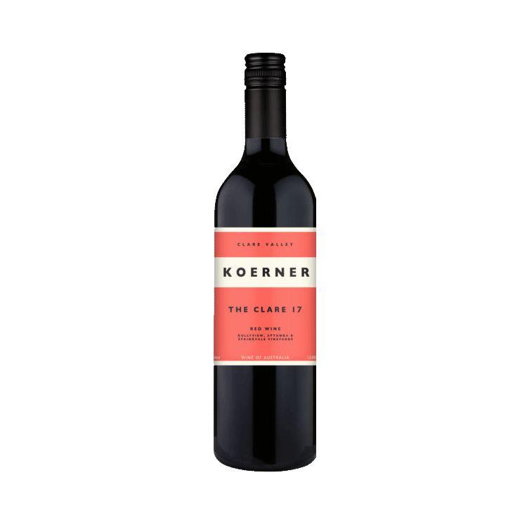 Wine Koerner 'The Clare' 2017