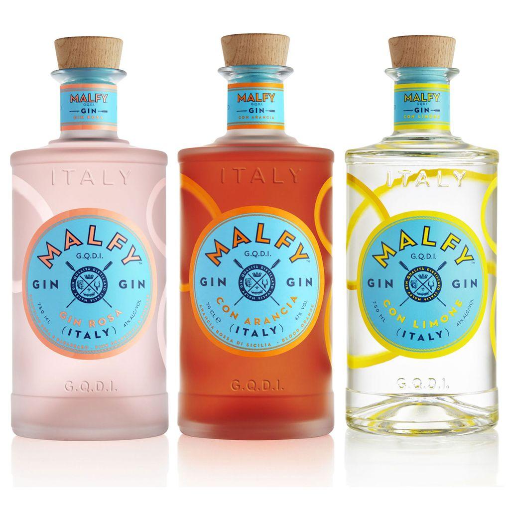 Spirits Malfy Gin, Gin Con Arancia Italy