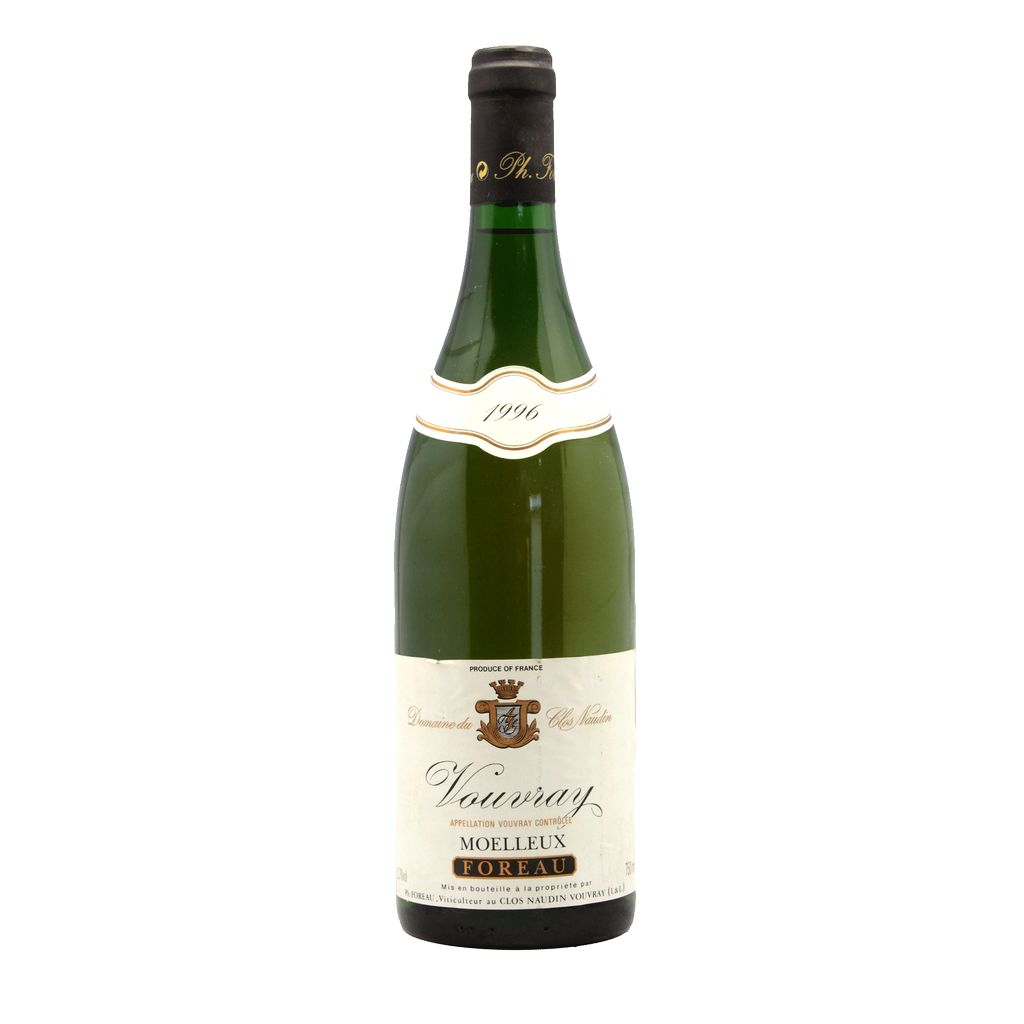 Wine Foreau Vouvray Moelleux 1996