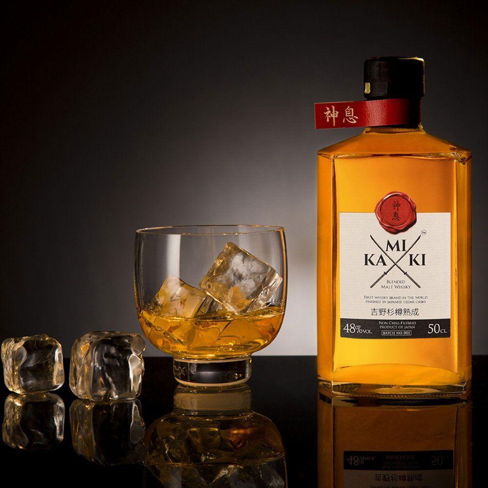 Spirits Kamiki Blended Malt Whisky