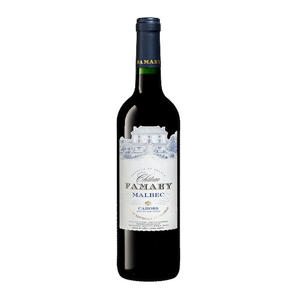 Wine Chateau Famaey Cahors Malbec Tradition 2014