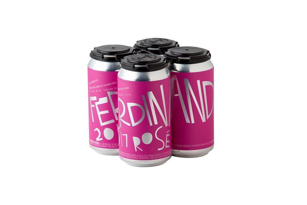 Wine Ferdinand Rose Cans  2017 375ml