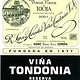 Wine Lopez de Heredia Rioja Vina Tondonia Reserva Red 2006