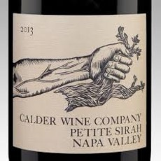 Wine Calder Wine Company Petite Sirah 2015