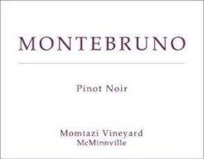 Wine Montebruno Pinot Noir 'Momtazi Vineyard' 2014