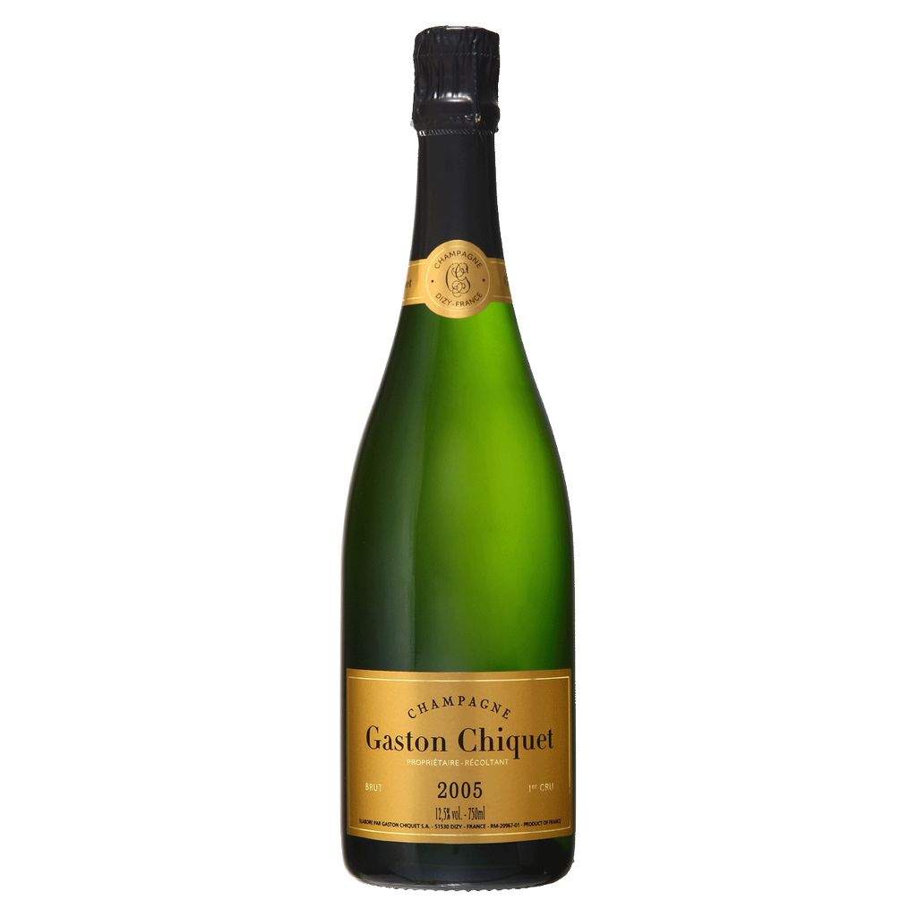 Sparkling Gaston Chiquet Champagne Brut Premier Cru 2008