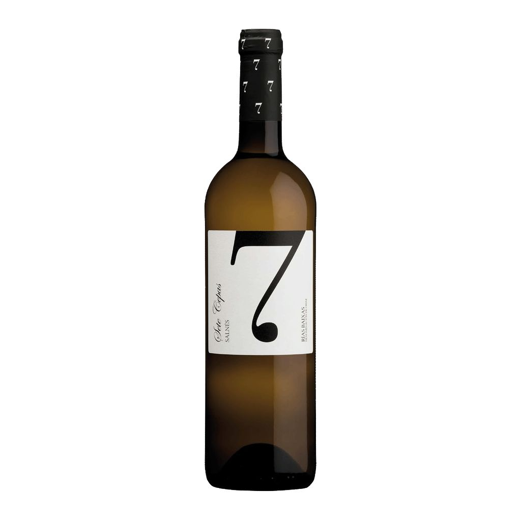 Wine Carballal Albariño 'Sete Cepas' 2017