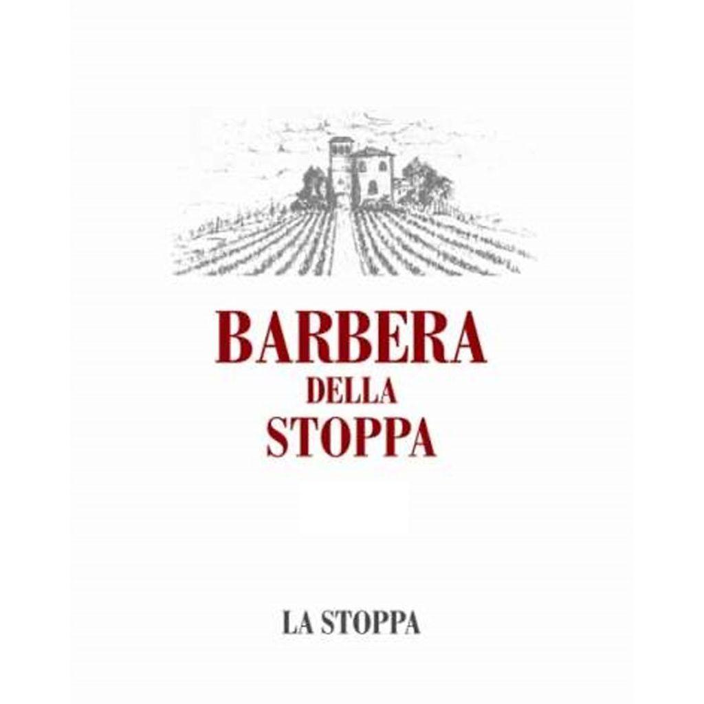 Wine La Stoppa Barbera della Stoppa 2009