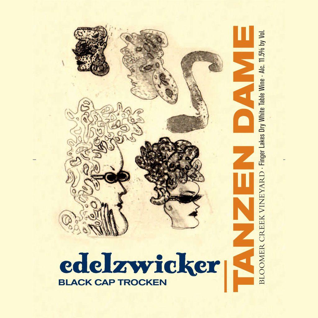 Wine Bloomer Creek Tanzen Dame Edelzwicker 2014