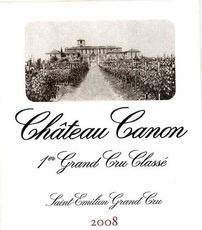 Wine Ch. Canon 2008