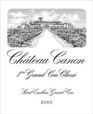 Wine Ch. Canon 2010