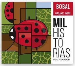 Wine Altolandon Manchuela Bobal Mil Historias 2017