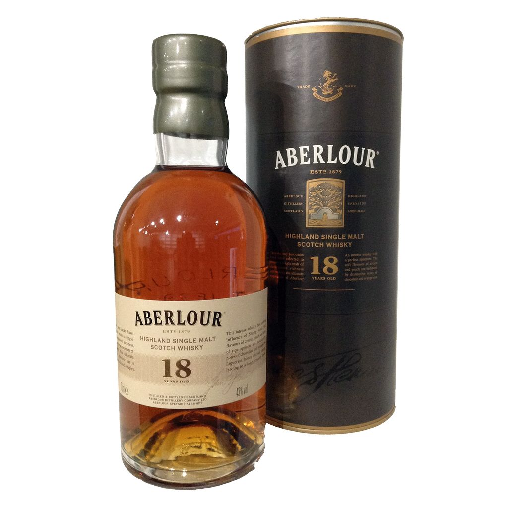 Spirits Aberlour Scotch Single Malt 18 Year