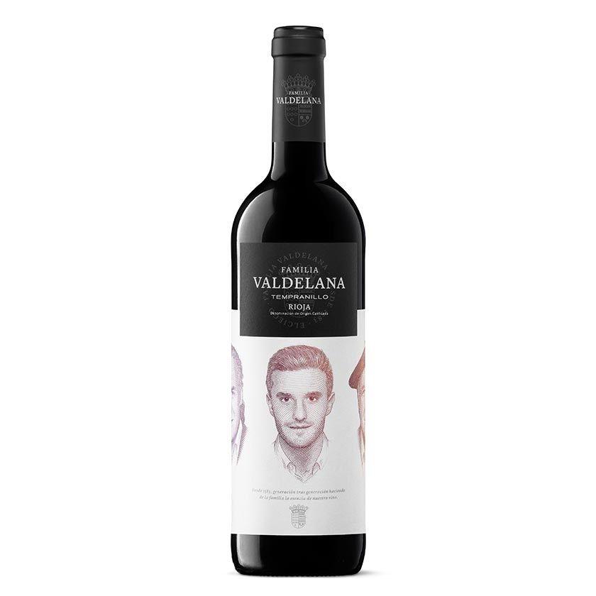 Wine Bodegas Valdelana Rioja 2017