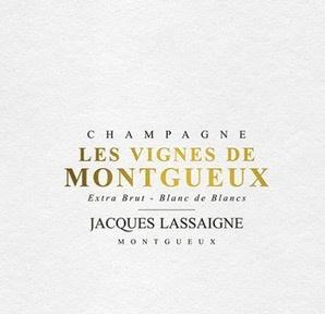 Sparkling Jacques Lassaigne Vignes de Montgueus Blanc de Blancs Champagne Extra Brut