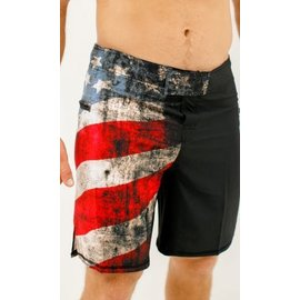 Born Primitive Defender Shorts 2.0 Patriot Edition