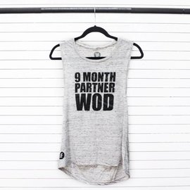 Fashletics 9 Month Partner WOD Tank