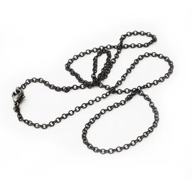 Fashletics Black Gunmetal Chain