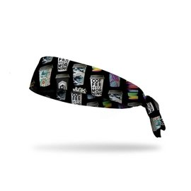 Junk Team Cafe Headband - Flex Tie D