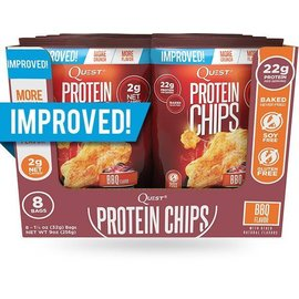Quest Quest Protein Chips/ BBQ INDIVIDUAL BAG