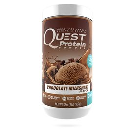 Quest Quest Protein Powder/ Chocolate Milkshake Single