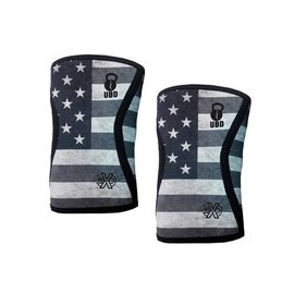 Unbroken Designs Star and Stripes Knee Sleeves